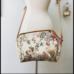 Vtg Tapestry Bag